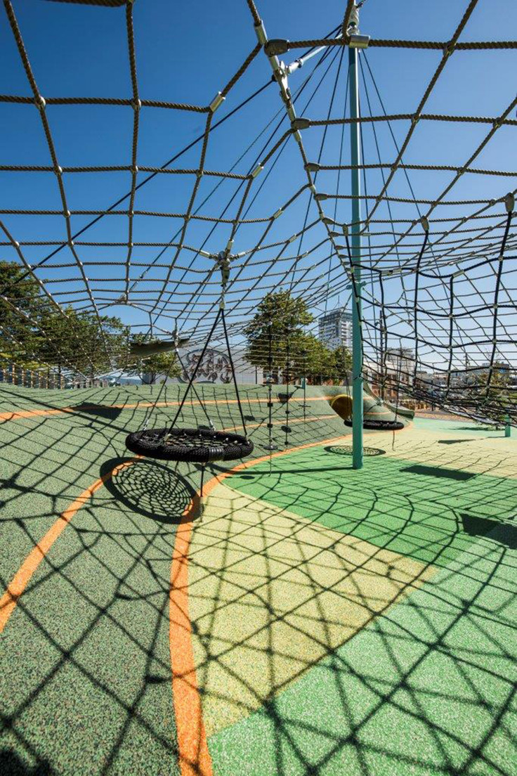Margaret Mahy Family Playground | NZ Institute of Landscape Architects