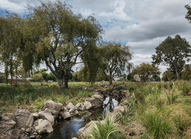 "Award judges say Te Auaunga Oakley Creek project by Boffa Miskell is one that ""walks the talk"" by achieving comprehensive restoration of the landscape and being a best practice example of sustainable land management."