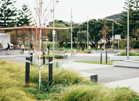 Riddiford Gardens and Civic Park in Lower Hutt has been completely revitalised.
