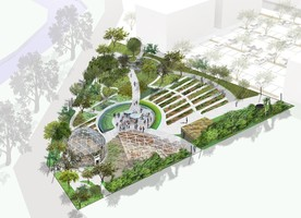 Artist Impression of the Orchard