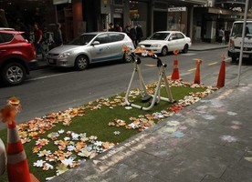 Park(ing) day aims to highlight the importance of public spaces