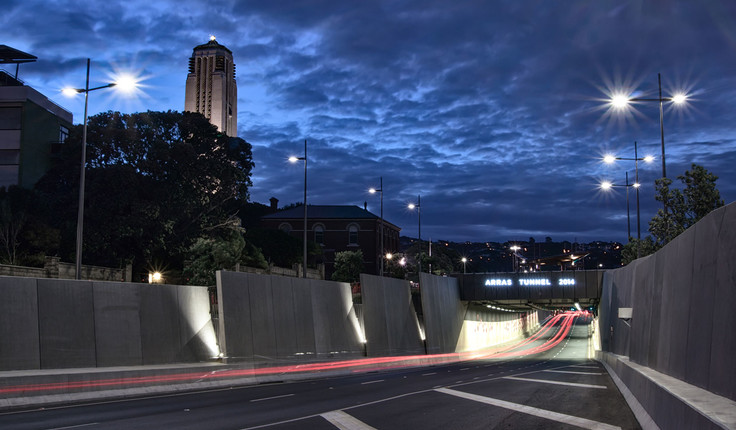 NZILA George Malcolm Award — 2017 - Pukeahu National War Memorial Park - Wraight & Associates Ltd